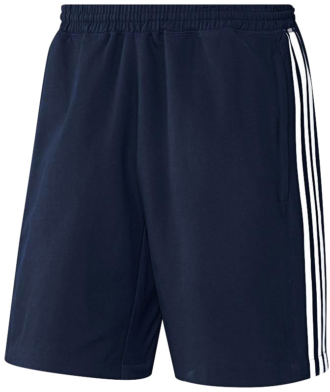 adidas T16 Climacool Short, Blauw, XL, Male, Indoor