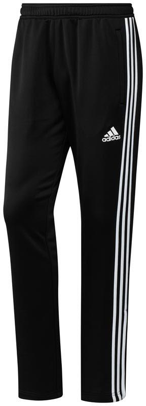 adidas T16 Joggingbroek, Zwart, L, Male, Indoor