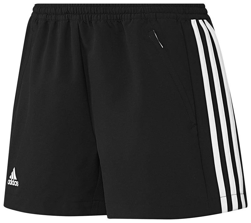 adidas T16 Climacool Short, Zwart, XS, Female, Indoor
