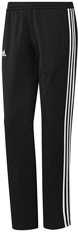 adidas T16 Joggingbroek, Zwart, M, Female, Indoor