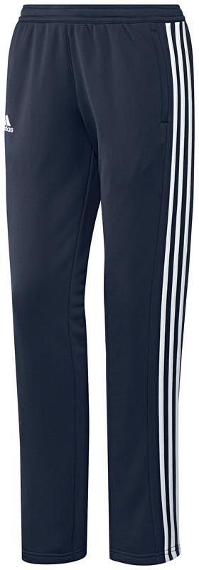 adidas T16 Joggingbroek, Blauw, M, Female, Indoor