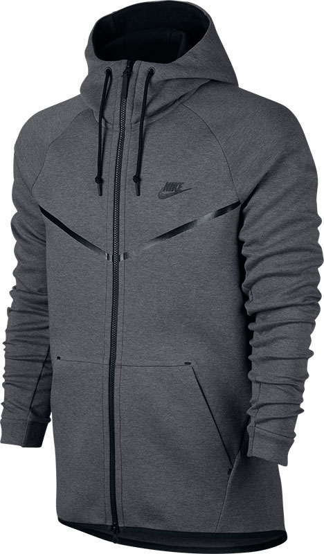 Windjacks Nike TECH FLEECE WINDRUNNER HOODIE