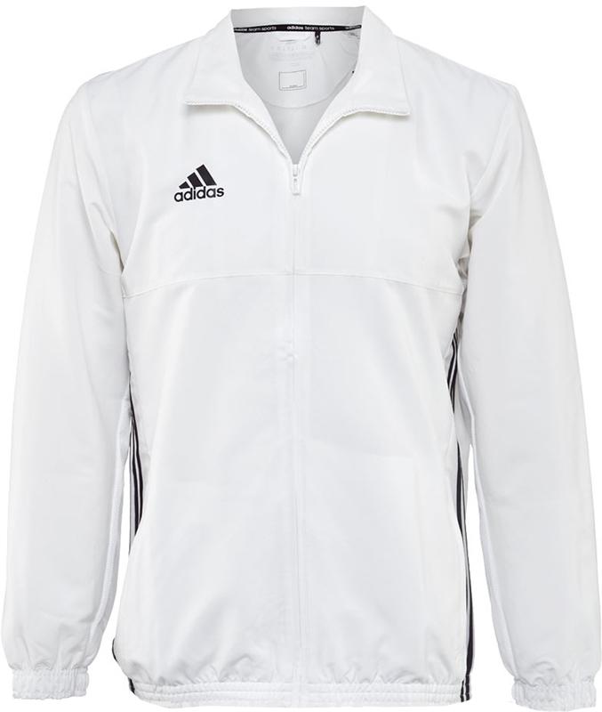 adidas T16 Team Jacket Heren White L