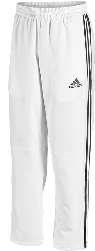adidas T16 Team Pant Heren White L
