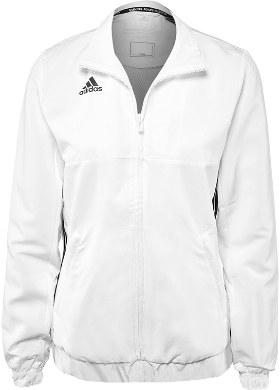 adidas T16 Team Jacket Dames White XL