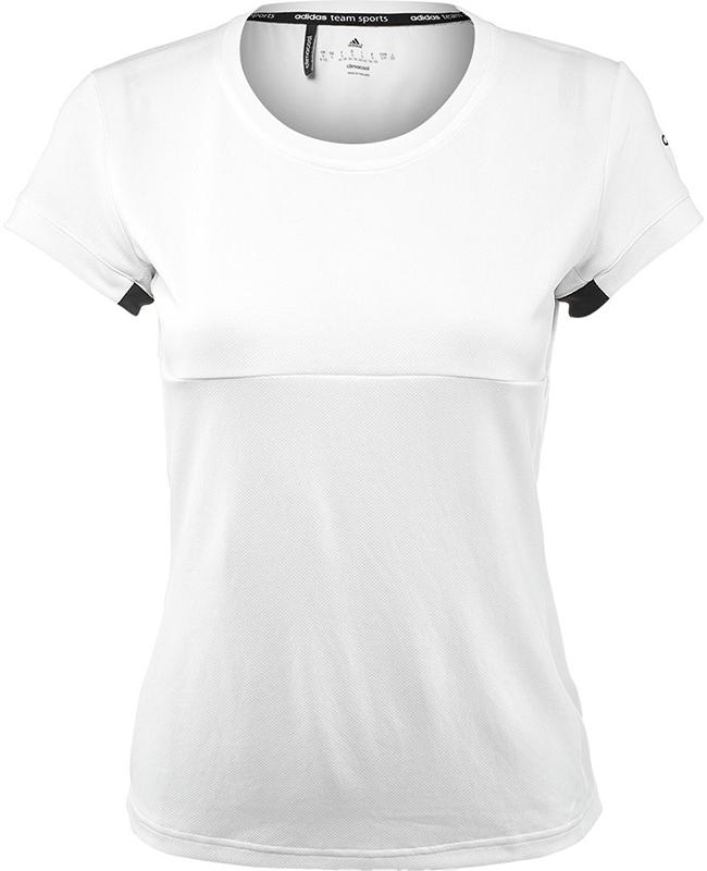 adidas T16 Tee Dames White L