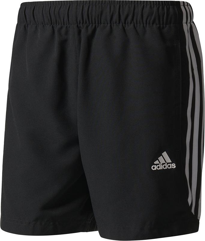 Adidas Essentials 3S Chelsea Herren Trainingsshort S wit