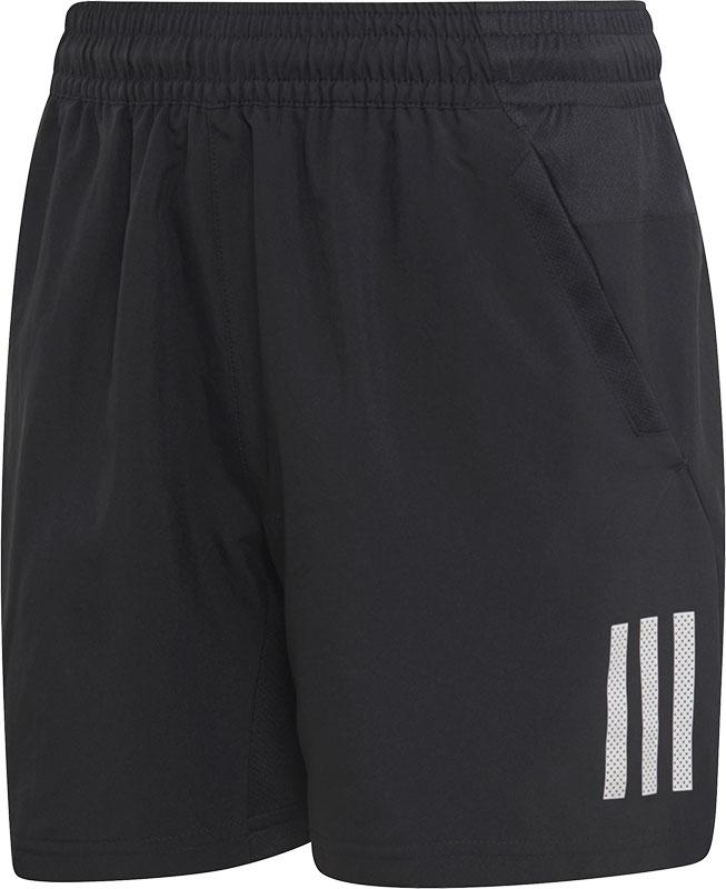 adidas Boys Club 3 Stripes Short