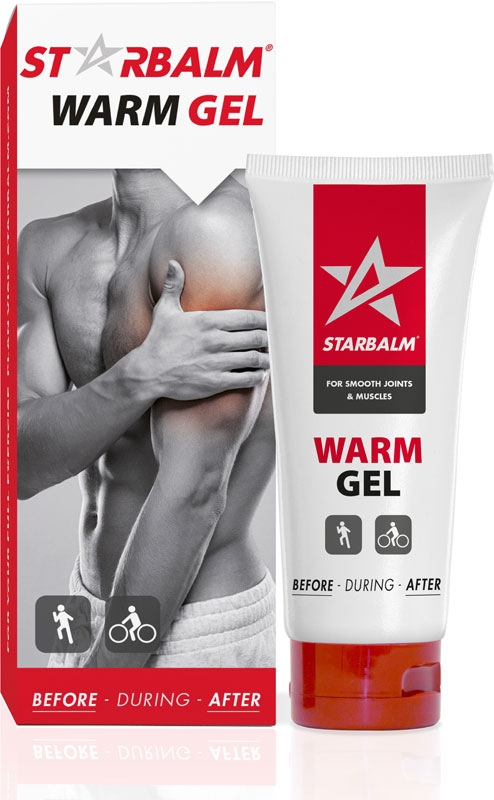 Star Balm Warm Gel 100ml