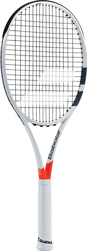 Tennisracket Babolat Pure Strike Team White Red (Onbespannen)