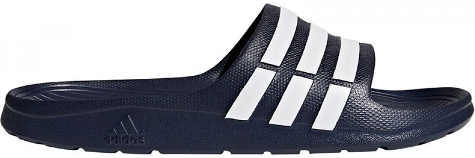 Adidas Duramo Slide blauw-wit EU 42 UK 8