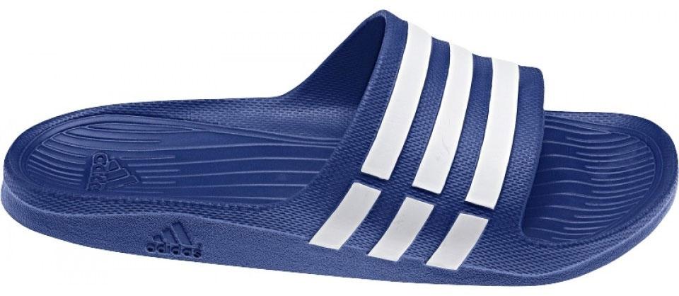 Slippers Adidas Duramo heren blauw