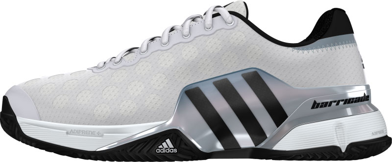 Adidas Barricade 2015 Clay Heren Tennisschoenen EU 46 UK 11