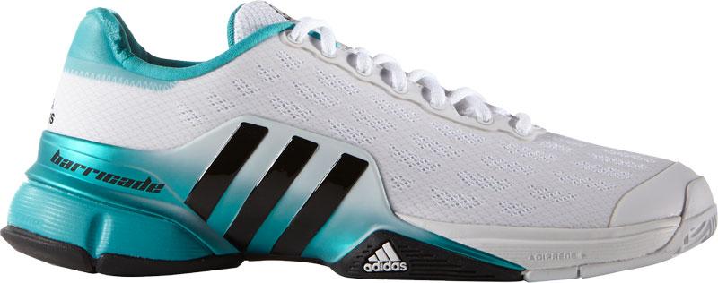 Adidas Barricade 2016 Heren tennis Shoe EU 48 UK 12,5