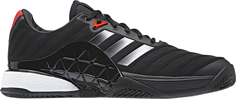 adidas Barricade 2018 Clay Heren Black 46 2-3