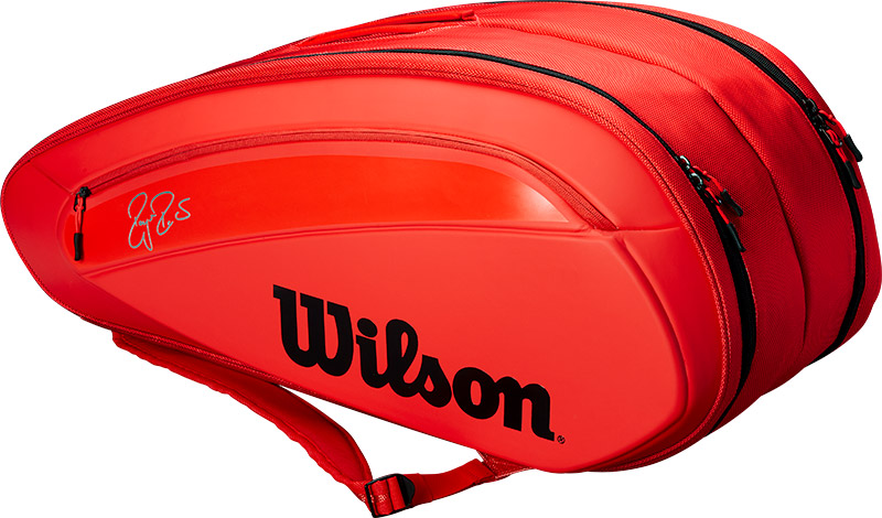 Wilson Federer DNA 12 Pack Red