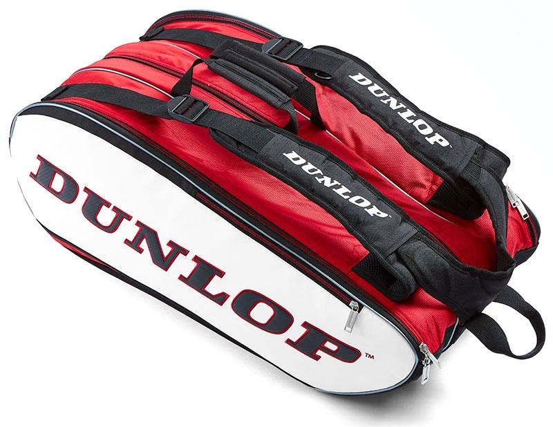 Dunlop Srixon 12 Bag Red