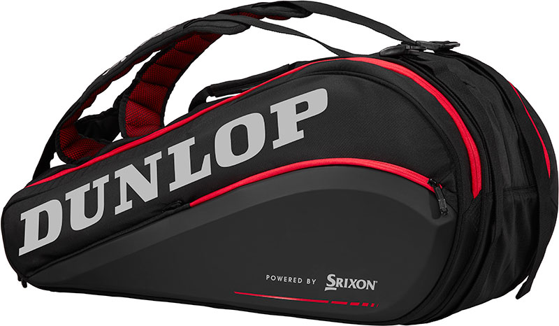 Dunlop Srixon CX Performance 9 Thermo Bag Zwart/Rood