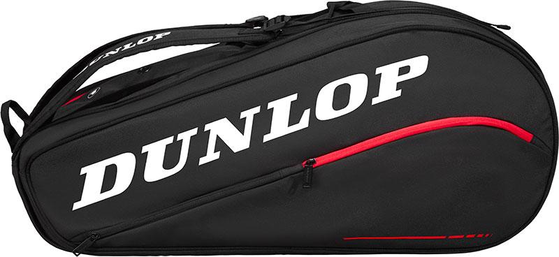 Dunlop Srixon CX Team 8 Bag Zwart/Rood