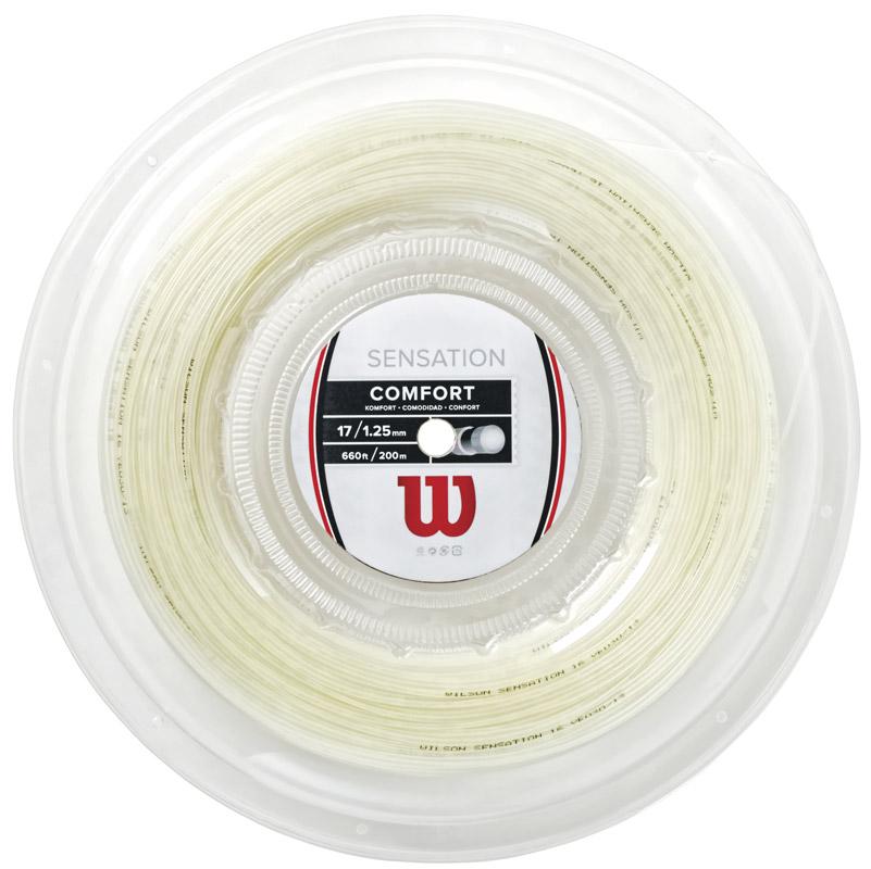 Wilson Sensation 200m (natuurlijk) 1,25mm