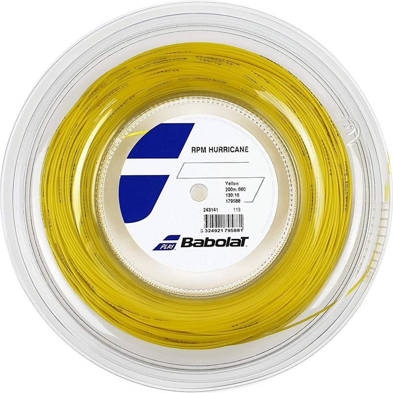 Babolat Monofilament tennissnaar Pro Hurricane Tour 1,25 mm 200 m