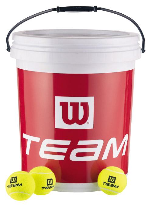Wilson Team Trainer 72 Stuks emmer