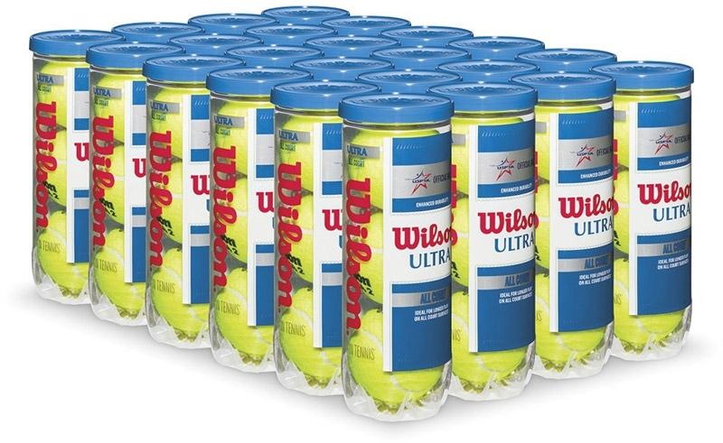 Wilson Ultra Club Bal 24 x 3st.