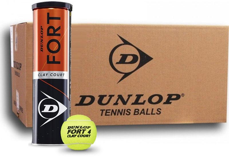Dunlop Fort Clay Court 18x4st. (6 Dozijn)
