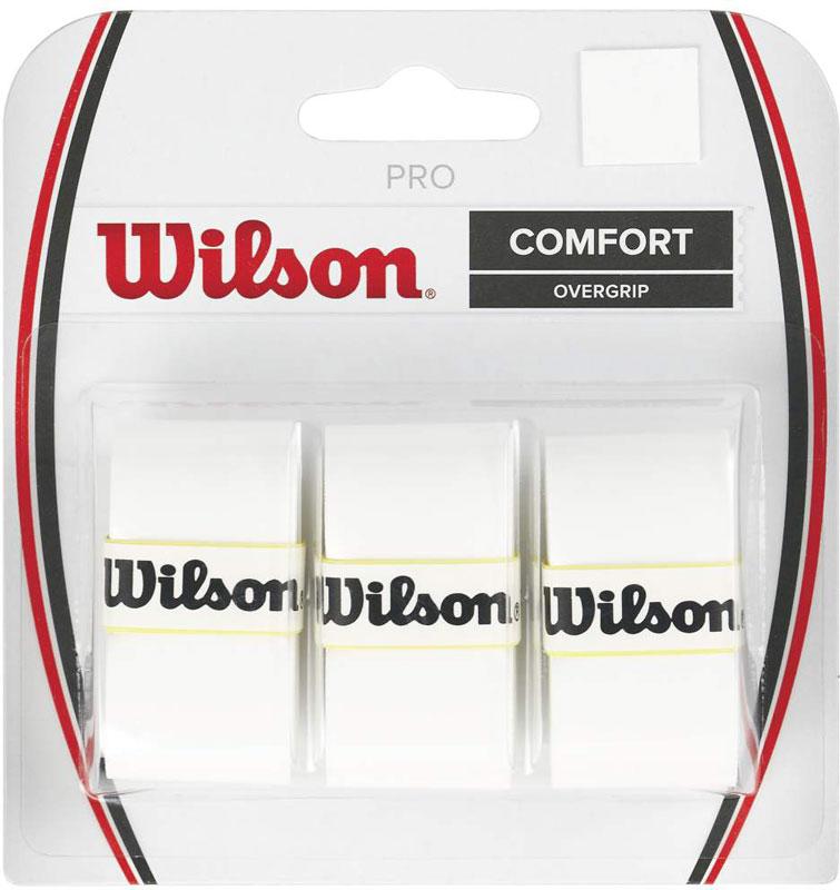 Wilson Pro Overgrip 3 Stuck (wit)