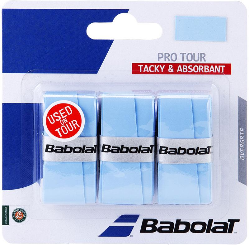 Babolat Pro Tour x3 Grip (blauw)