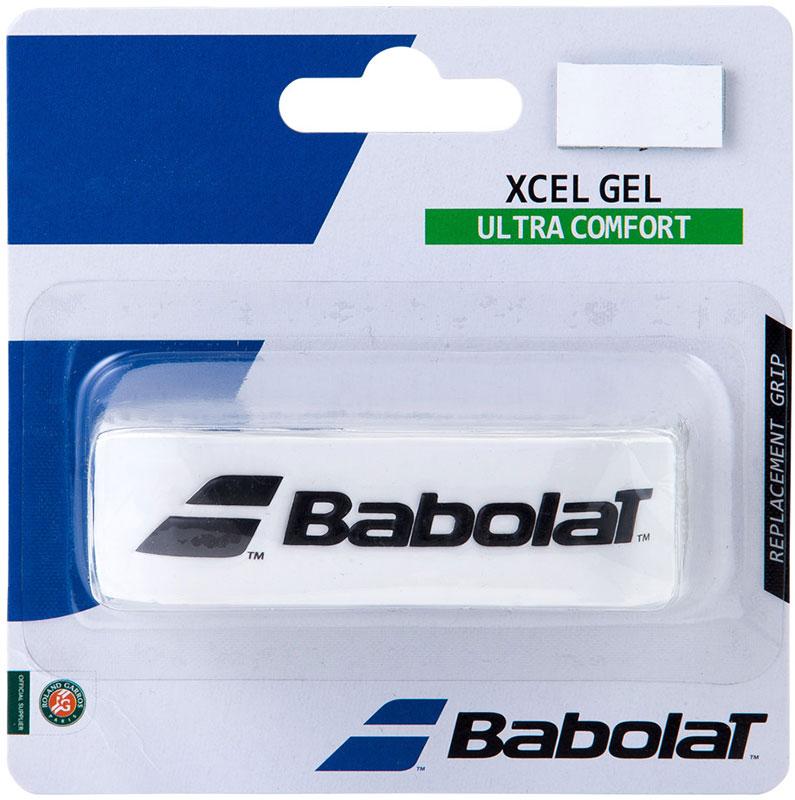 Babolat XCEL Gel x1 Grip (wit)