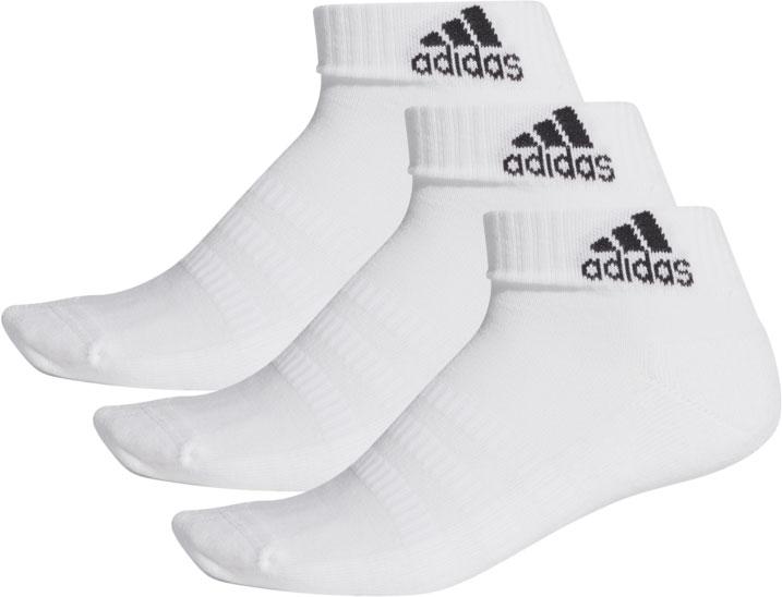 adidas Cushioned Ankle Socks 3 Pairs Sokken