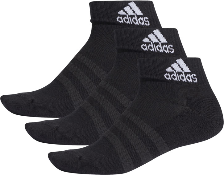 adidas Cushion Ankle 3-pack