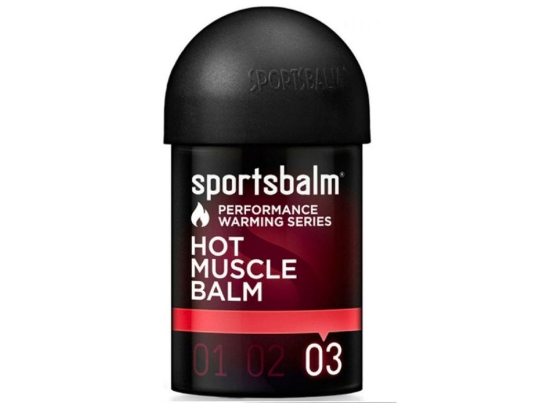 Sportsbalm Muscle Balm 150ml Hot