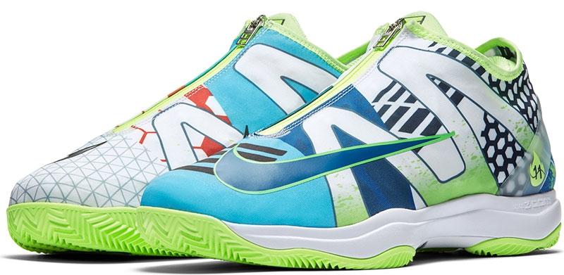 Beste schoenen Dames Nike Performance ZOOM CAGE 2 Gravel