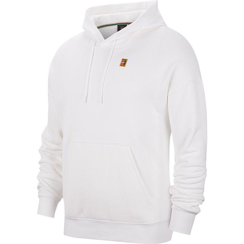 Nike Court Fleece Heritage Hoody TennisDirect.nl
