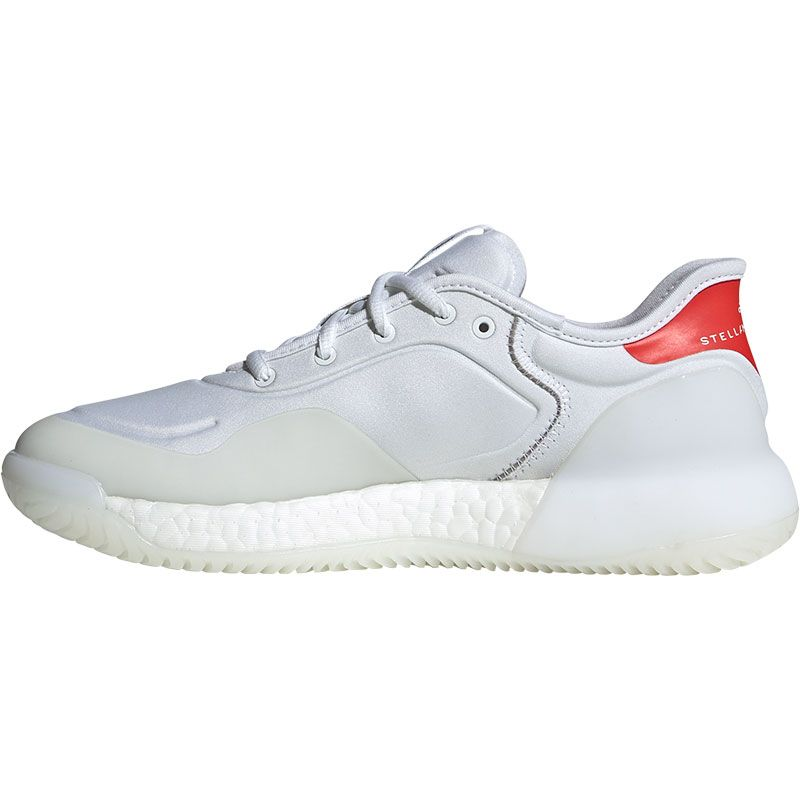 adidas by Stella McCartney Court Boost Shoes Red   adidas US
