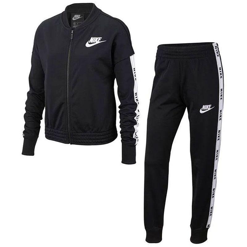 juez Mirar fijamente oficial  Nike Sportswear Tricot Trainingspak Girls - TennisDirect.nl