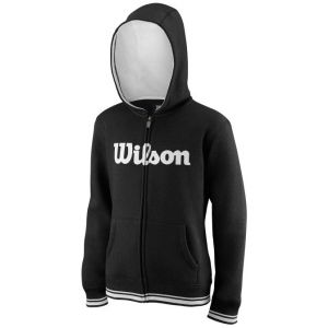 Wilson Team Script Full Zip Hoody Junior