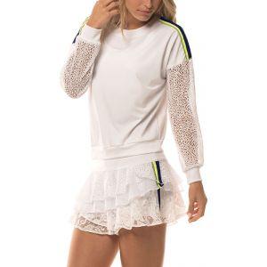 Lucky in Love In the Net Longsleeve Pullover