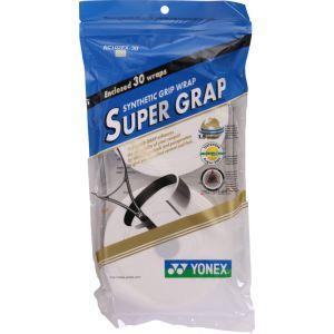 Yonex Super Grap Overgrip 30 St. Wit