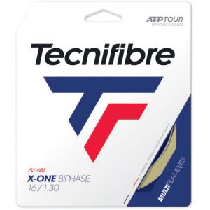 Tecnifibre X-One Biphase Set Naturel