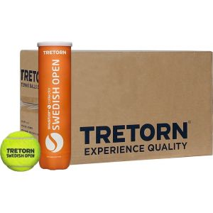 Tretorn Swedish Open 18x4 st.