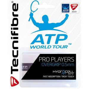Tecnifibre Pro Players Overgrip 3 St. Wit