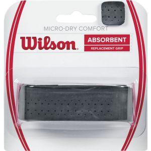 Wilson Micro Dry Comfort Basisgrip Zwart