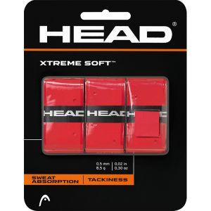 Head Xtreme Soft Overgrip 3 St. Rood