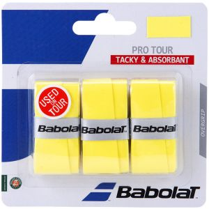 Babolat Pro Tour Overgrip 3 St. Geel