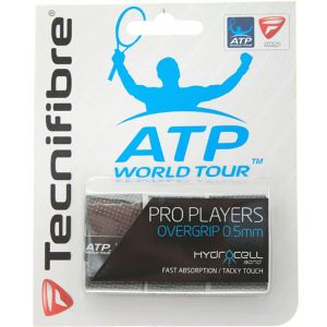 Tecnifibre Pro Players Overgrip Zwart