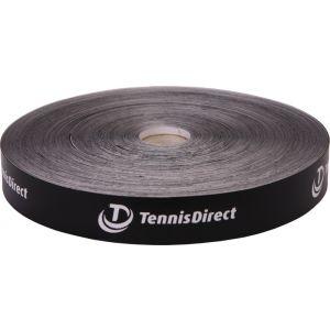 TennisDirect Protectietape 50 Meter Black