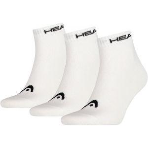 Head Unisex Quarter 3-Pack Sokken